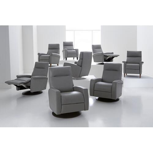 Ada Adjustable Recliner - American Leather