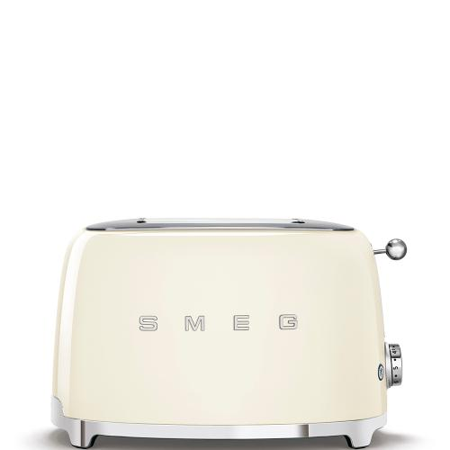 2x2 Slice Toaster, Cream