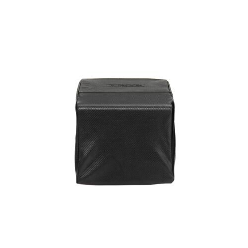 Lynx - Single side burner Carbon Fiber Vinyl Cover (built-in)