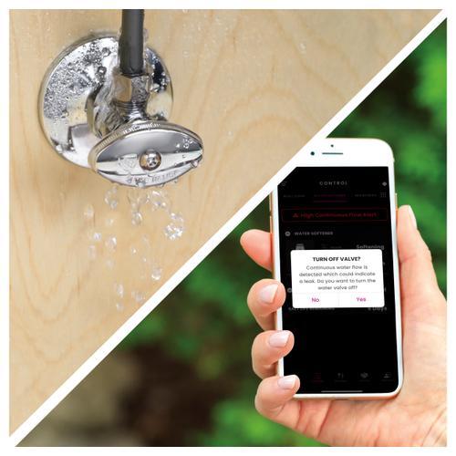 GE Appliances - GE® Smart 40,000 Grain Water Softener