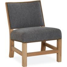 7676-01 Teak Shin Toaster Outdoor Chair