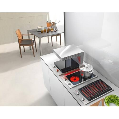 CombiSets with two electric cooking zones