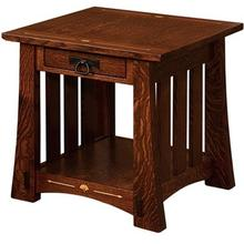 Castlebrook End Table