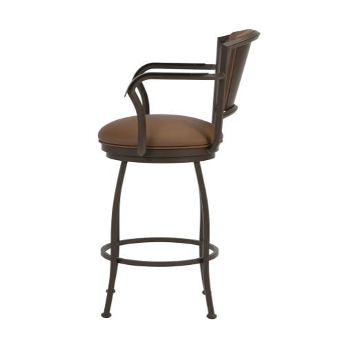 Wesley Allen - Boise with Arms Bar Stool