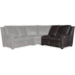 Bradington Young Santori RAF Loveseat Recline At Arm w/Articulating HR 966-56