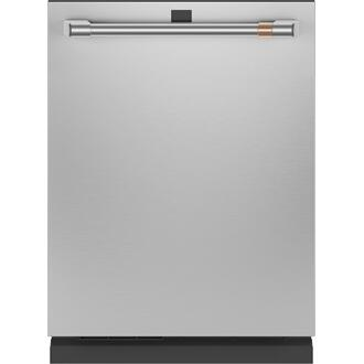 Café Smart Stainless Steel Interior Dishwasher with Sanitize and Ultra Wash & Dual Convection Ultra Dry Product Image