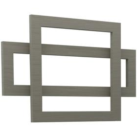 "Cadiz Towel Warmer 23.5"" x 35.5"" Plug-In Brushed Nickel"