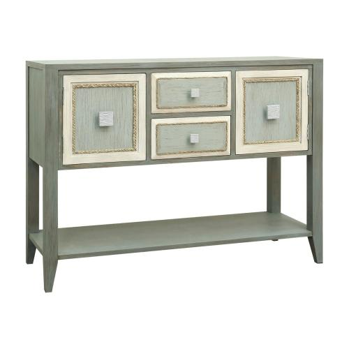 Waldo 4-drawer Console