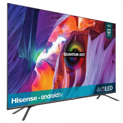 """50"""" Class- H8G Quantum Series - Quantum 4K ULED Hisense Android Smart TV (2020)"""