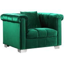 "See Details - Kayla Velvet Chair - 45.5"" W x 37"" D x 31"" H"