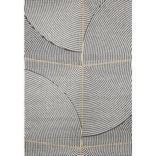Robin Ivory/dr Grey/gold 1152 Rug