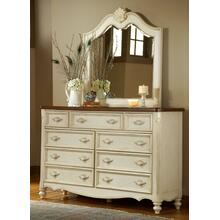 View Product - French Country Dresser and Mirror
