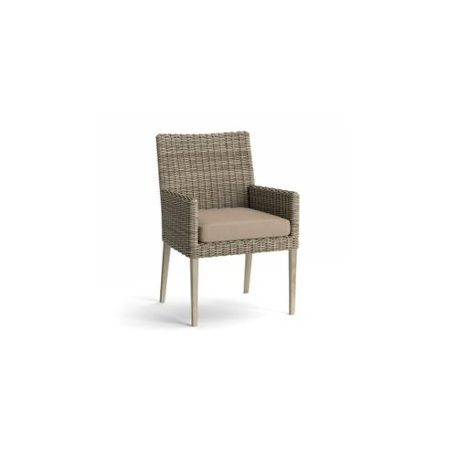 See Details - Huntington Dining Arm Chair