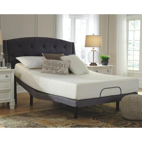 10 Inch Chime Memory Foam Queen Mattress In A Box