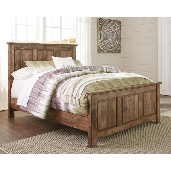 Blaneville Queen Panel Bed