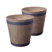 Daffodil - 2 pc Planter Set