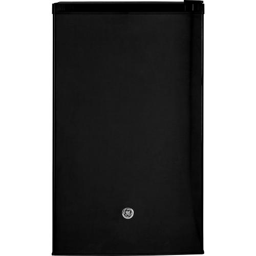 GE 4.4 Cu. Ft. Compact Refrigerator Black - GME04GGKBB