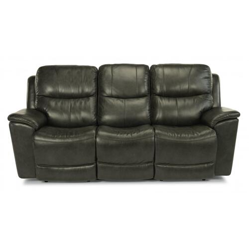 Cade Power Reclining Sofa with Power Headrests & Lumbar