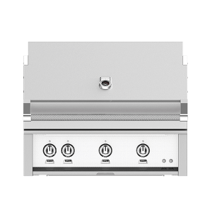"""36"""" Hestan Outdoor Built-In Grill - G_BR Series - Froth"""