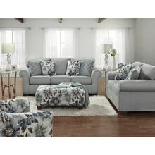 Dryden Steel (Sofa & Love) Sofa