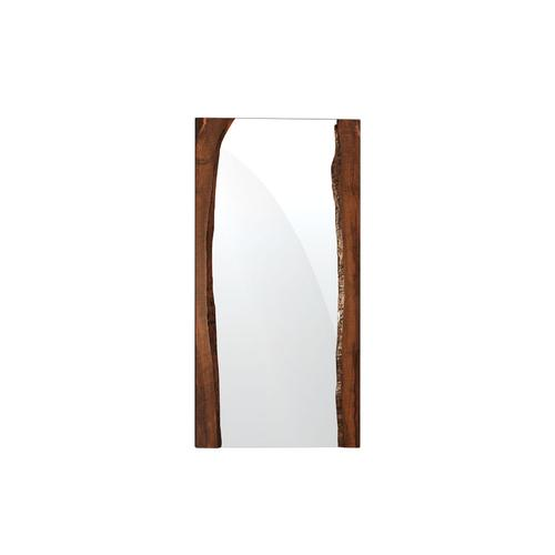 Live Edge Deluxe Leaning Floor Mirror ***DISCONTINUED***