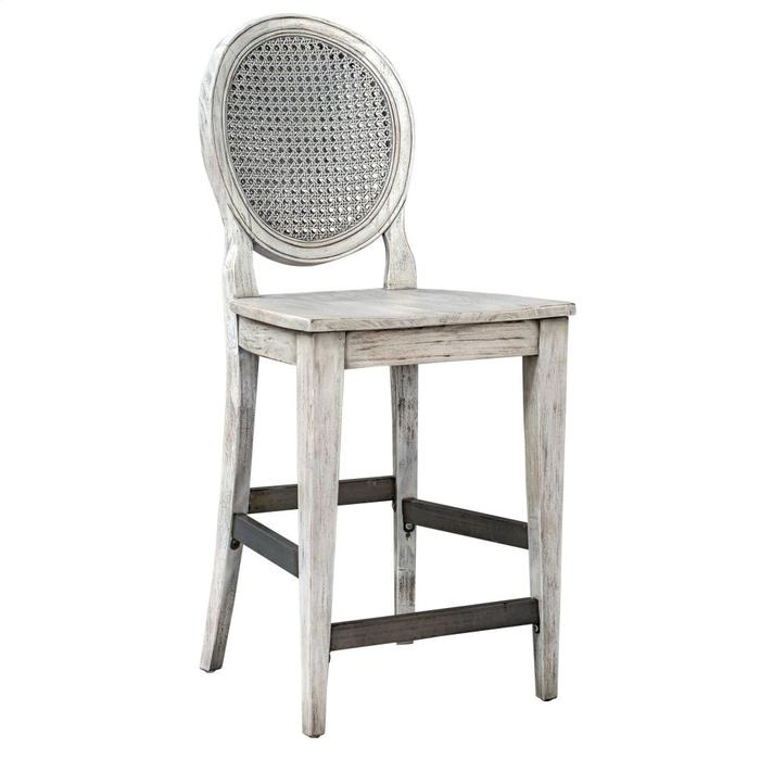 Uttermost - Clarion Counter Stool
