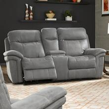 Marlow Carbon Power Console Loveseat