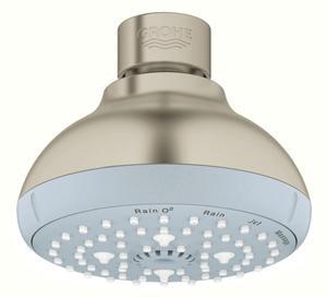 Tempesta 100 Shower Head 4 Sprays Product Image