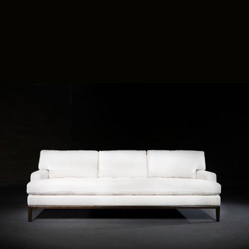 Alder & Tweed - Lewis Sofa in Serene Pearl