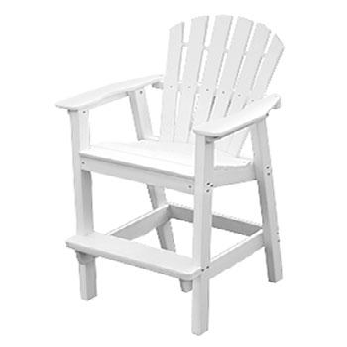 Seaside Casual - Adirondack Shellback Bar Chair (060)