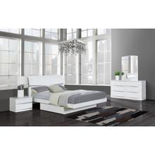 AURORA WHITE BED