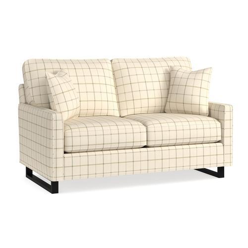 Bassett Furniture - Custom Upholstery Petite Sofa