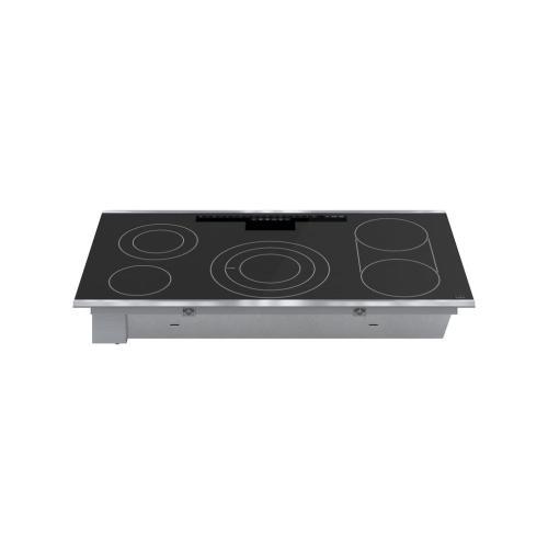 Benchmark® Electric Cooktop 36'' Black NETP668SUC