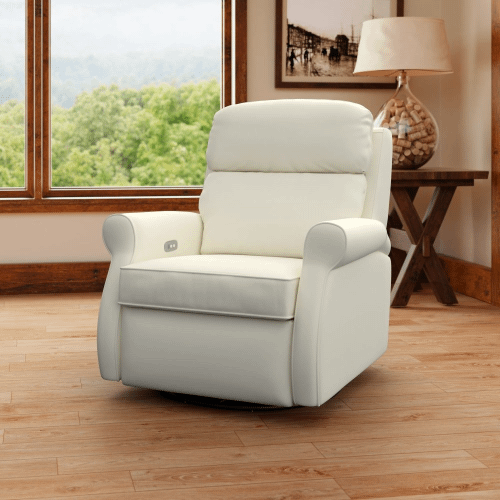 Leslie Iii Swivel Reclining Chair C767/SHLRC