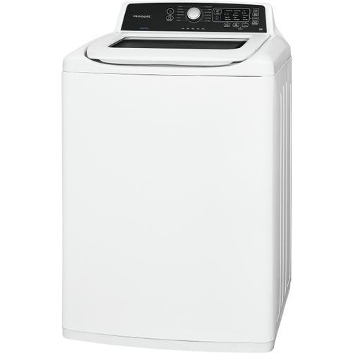 Frigidaire - Frigidaire 4.1 Cu. Ft. High Efficiency Top Load Washer