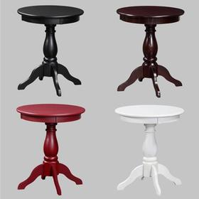 Alice Round Chairside Table