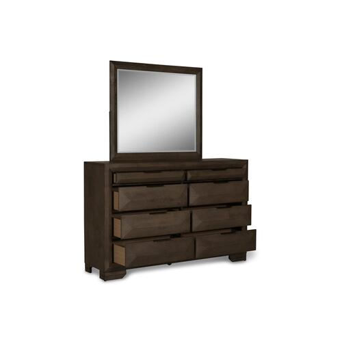 CARTER 5/0 Q Panel Headboard, Footboards & Slats