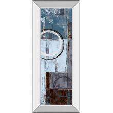 """Cool Dance I"" By Maria Donovan Mirror Framed Print Wall Art"