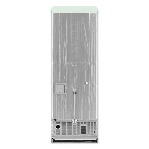 18 cu. ft. retro-style fridge, Pastel Green, Right-hand hinge