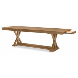 Trestle Table - Nutmeg