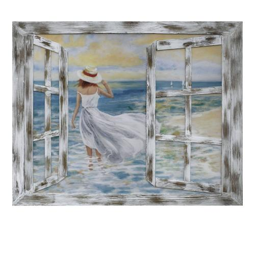 Crestview Collections - BEACH LADY