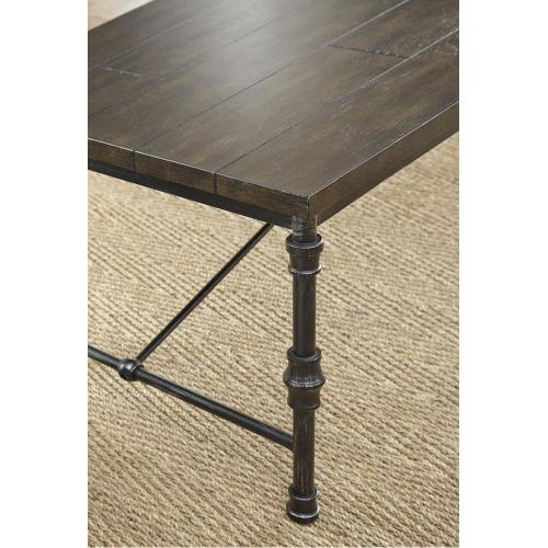 "Lillian End Table 24"" x 24"" x 24""H"