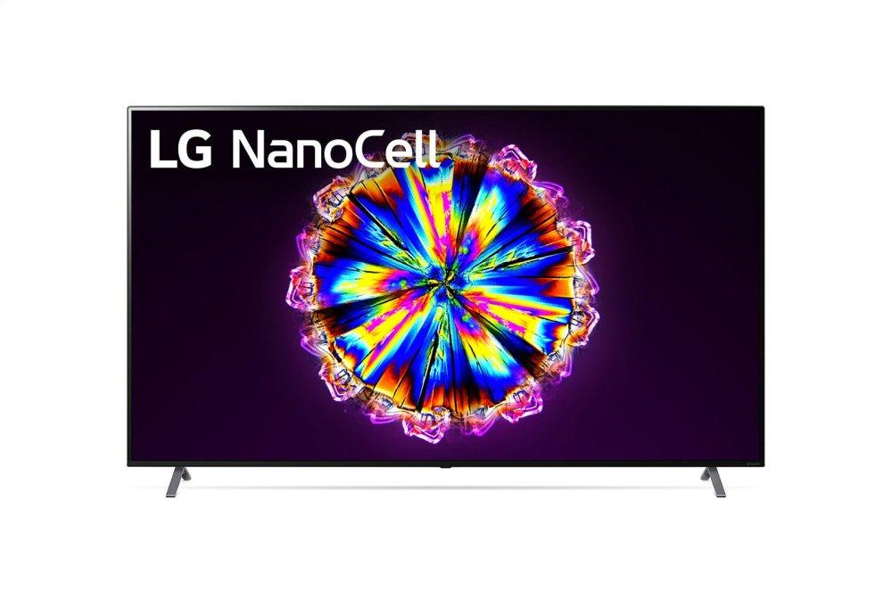 LgLg Nanocell 90 Series 2020 86 Inch Class 4k Smart Uhd Nanocell Tv W/ Ai Thinq® (85.5'' Diag)