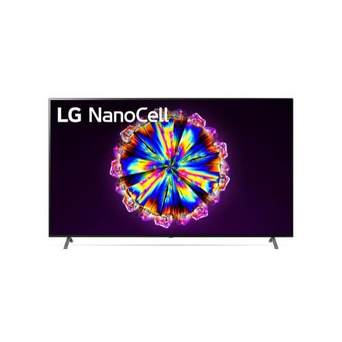 LG - LG NanoCell 90 Series 2020 86 inch Class 4K Smart UHD NanoCell TV w/ AI ThinQ® (85.5'' Diag)