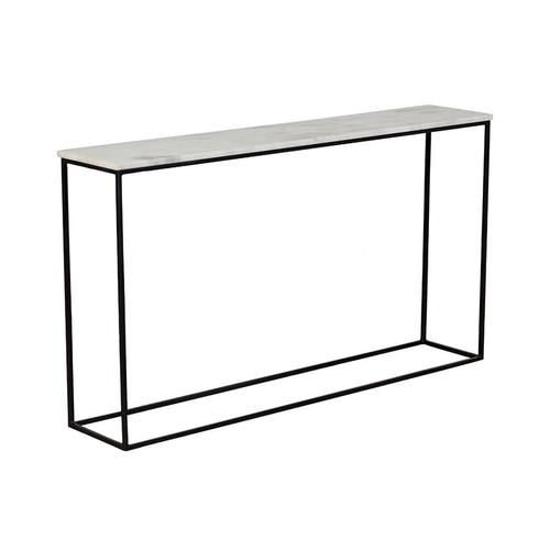 See Details - Arezzo Marble Console Table, 8862
