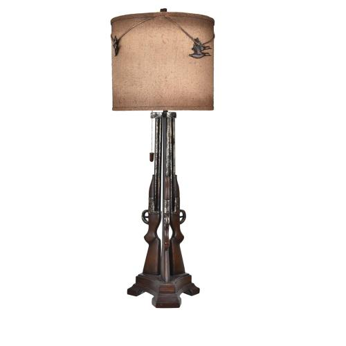 Crestview Collections - Shot Table Lamp