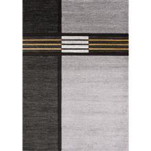 Soho 8943 Grey Black Yellow 8 x 11