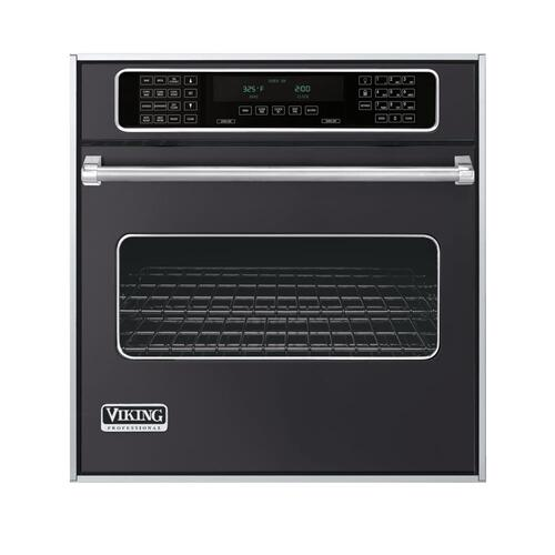 "Graphite Gray 27"" Single Electric Touch Control Premiere Oven - VESO (27"" Wide Single Electric Touch Control Premiere Oven)"