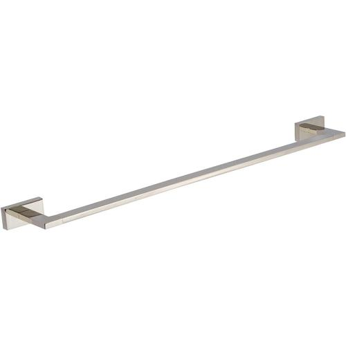 Axel Bath Towel Bar 24 Inch Single - Polished Nickel