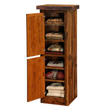 Linen Cabinet - 18-inch - Hinge Right